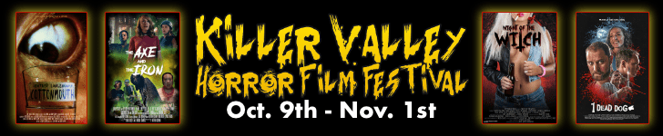 2020 killer valley horror film festival