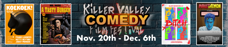 Banner Ad KILLER VALLEY COMEDY
