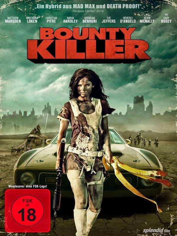 Bounty Killer poster 2