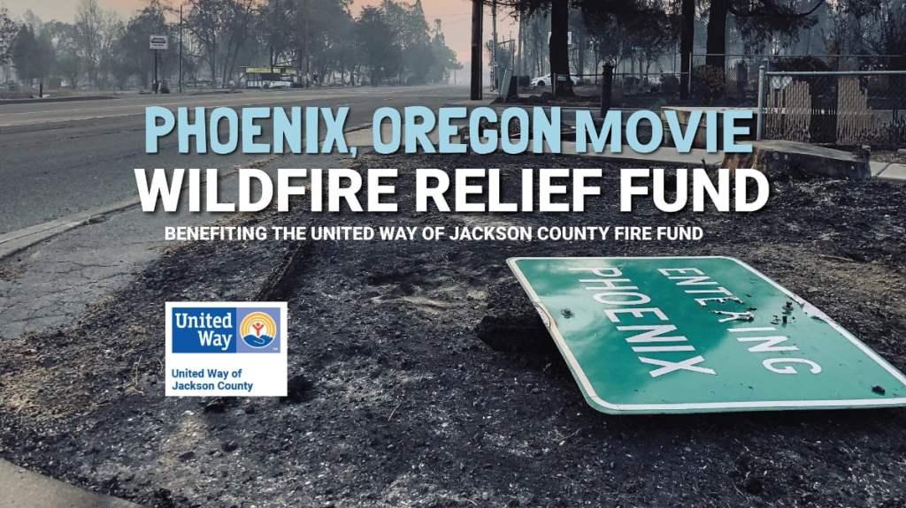 phoenix oregon wildfire fund