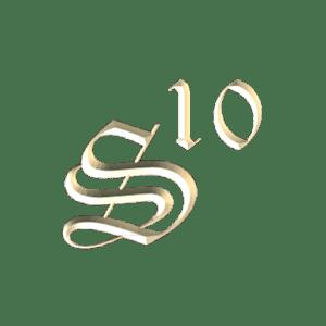 studio 10 logo watermark