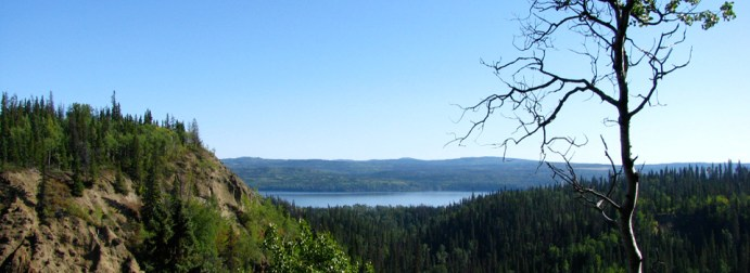 Francois Lake, BC