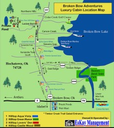 map broken bow cabin oklahoma ok cabins park pdf maps rentals luxury lakefront vacation adventures format open
