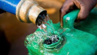 Uganda clean water