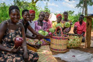 Uganda Women Farmers
