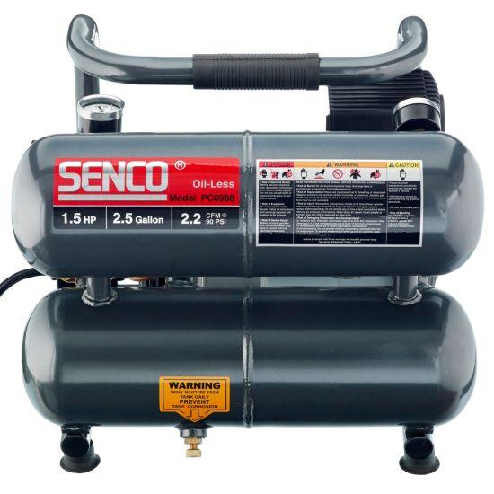 Pc0968 Senco 1 Hp 2 Gallon Twin