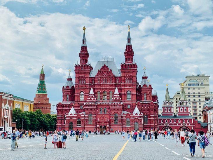La Plaza Roja y el Kremlin: las dos joyas de Moscú - Bea Viajera