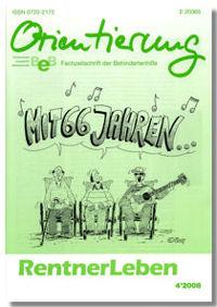 Cover Ausgabe 4/2008