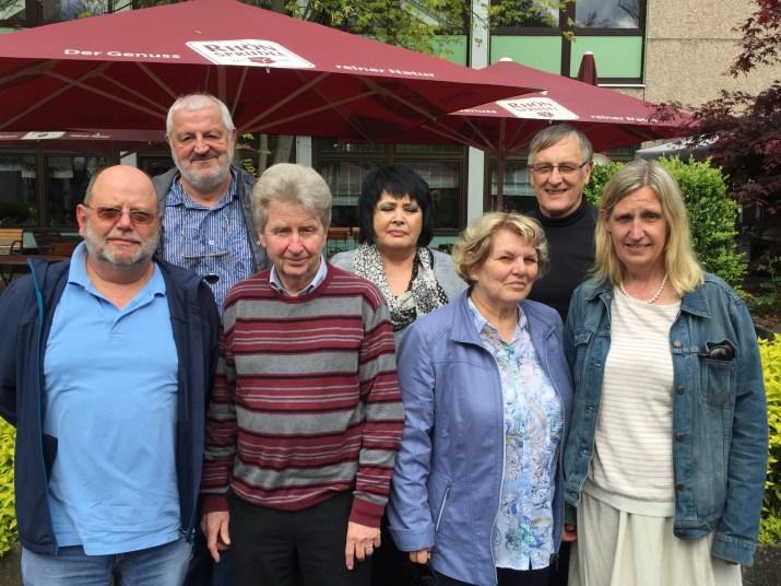 Gruppenbild des Beirats