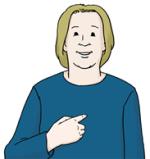 Abbildung eines Kandidaten
