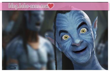Mr. Bean in Avatar
