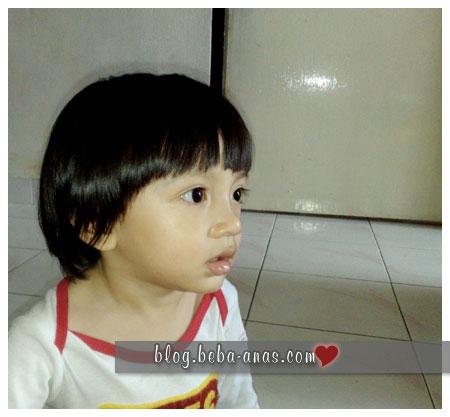 rambut baru alif