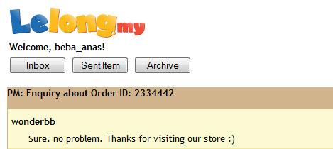 shopping kat lelong.com.my