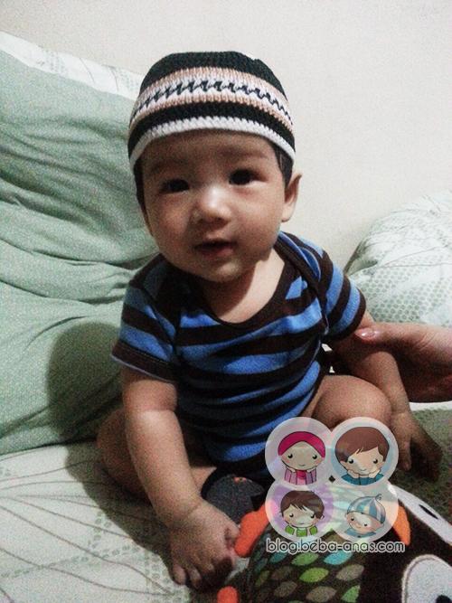 Azri - 5 months young.. :D