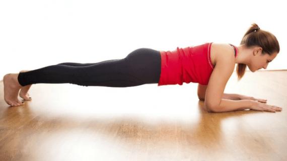 7 Manfaat Latihan Plank Yang Sangat Luar Biasa