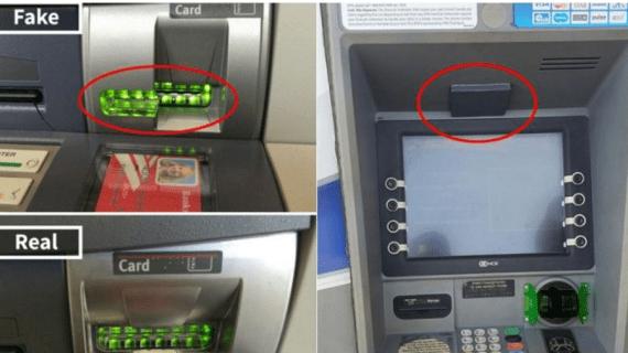 Waspada Dengan Berbagai Penipuan Di ATM