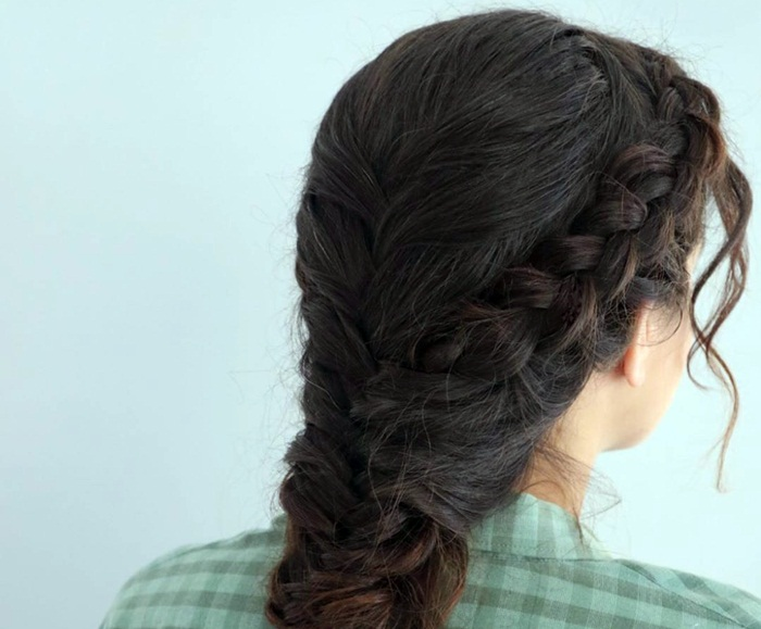 Mermaid braid - IGanacartaxostudio