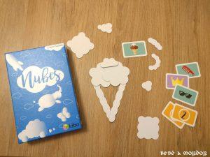 juego de mesa Nubes Eugeni Castaño Kibo