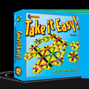 Juego de Mesa Take It Easy Mont Taber Matemáticas