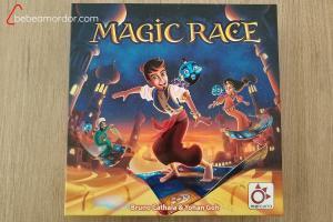 caja juego de mesa Magic Race