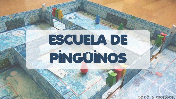 juego de mesa Escuela de Pingüinos SD Games