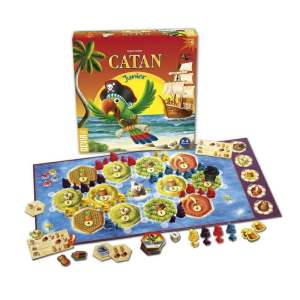 juegos para Educación Financiera para niños Catán Junior y normal