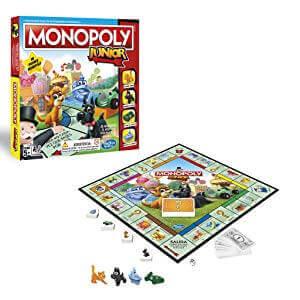 Monopoly juego para educación financiera o no