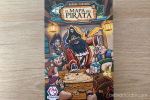 caja juego de mesa El Mapa del Pirata