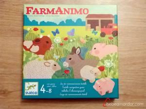 caja juego de mesa Farmanimo