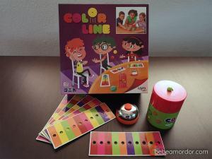 color line como se juega cayro