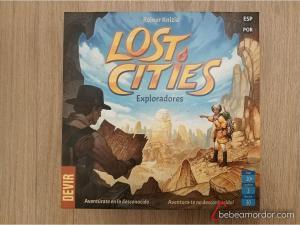 caja del juego lost cities
