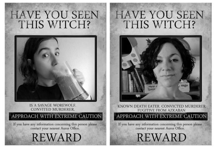 Cartel DIY Se busca Azkaban