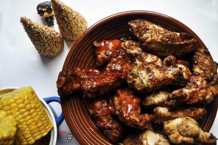 MENU recetas fiesta tematica harry potter