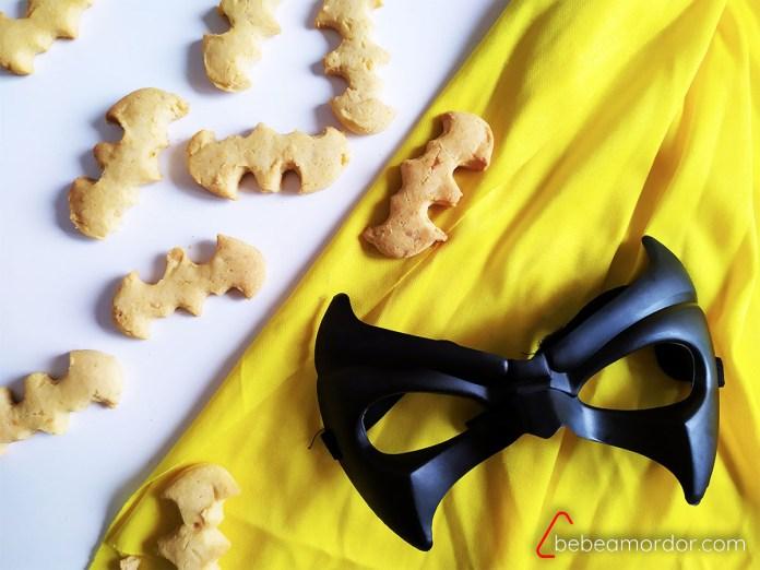 receta galletas batman