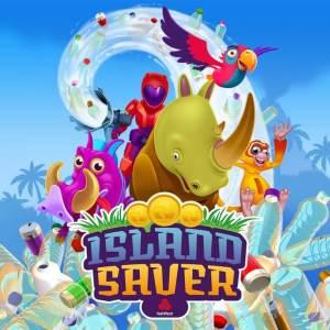 videojuego gratis para niños Island Saver