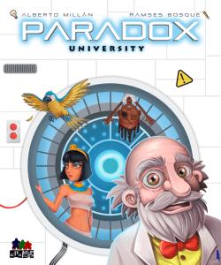 portada Paradox University imprimible gratis