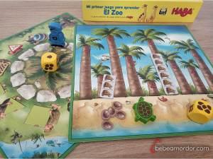 Mi primer juego para aprender El Zoo Haba.