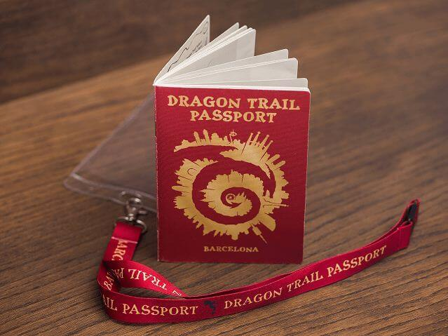 Pasaporte de la Ruta de los Dragones de Madrid reseña