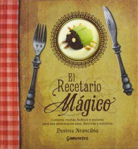 libro de cocina mágico
