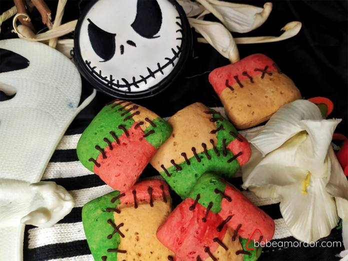 galletas pesadilla antes de navidad