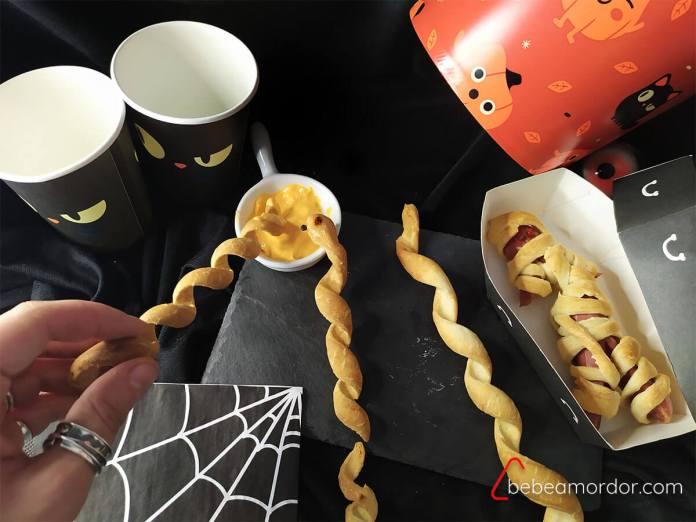 cocinar halloweeen