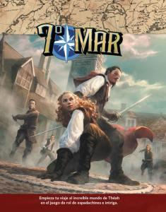 juego de rol de piratas 7º mar