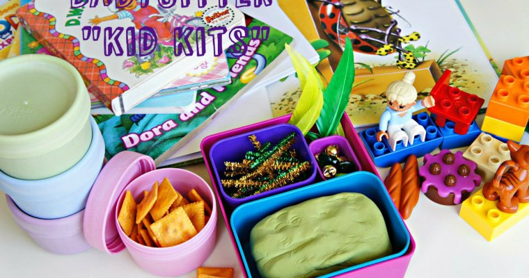 Babysitter 'Kid Kits': Helping Toddler with Babysitter