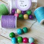 Fun DIY Gumdrop Bead Necklaces to Make with Kids