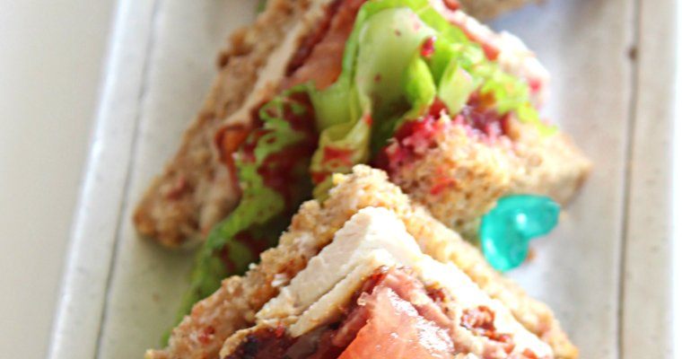 Leftover Turkey: Healthy Club Sandwich for the Whole Family