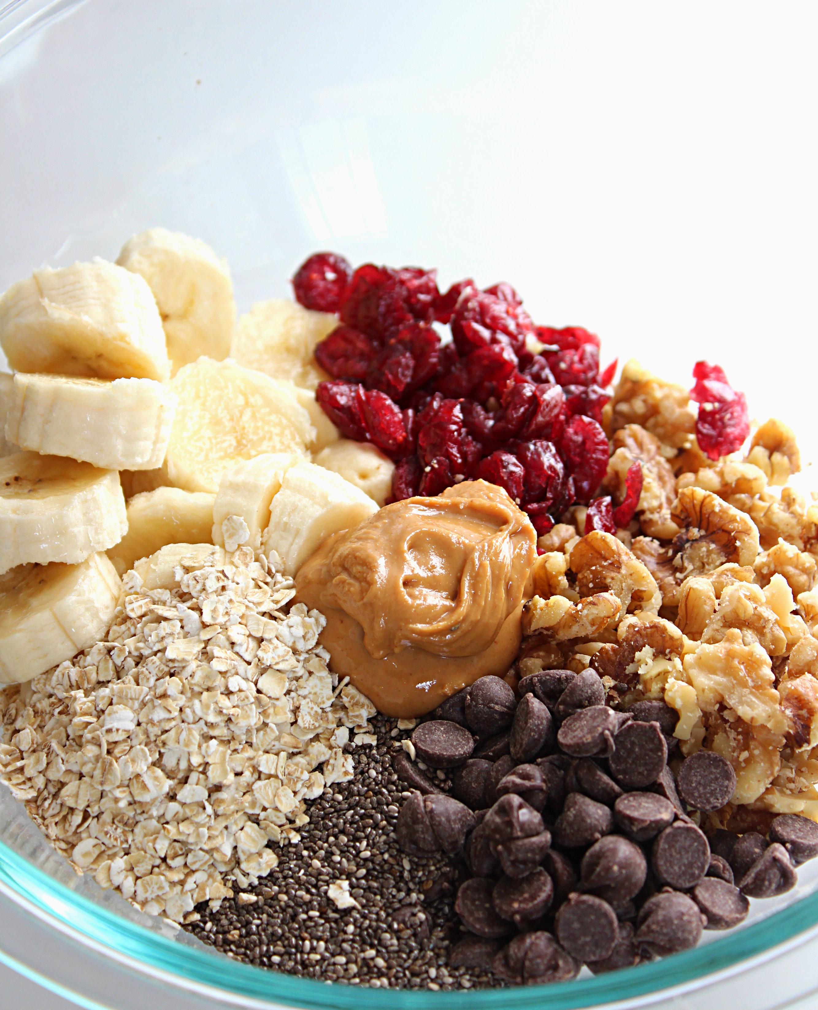 Healthy No Sugar Oatmeal Breakfast Cookies