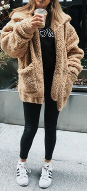 Casual And Stylish Fall School Outfits Ideas For Teens 21