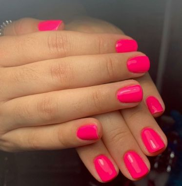 Cute Spring Nail Design Ideas With Bright Colour 10 1