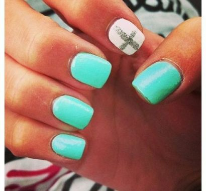 Cute Spring Nail Design Ideas With Bright Colour 18 1