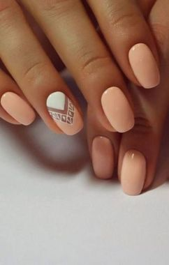 Cute Spring Nail Design Ideas With Bright Colour 30 2